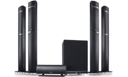 Teufel LT 5 Surround Sound Anlage nun mit Dolby Atmos