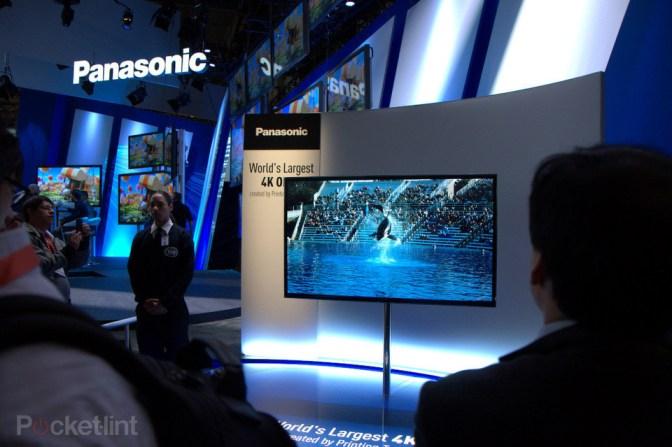 Panasonic 4K-OLED-Fernseher