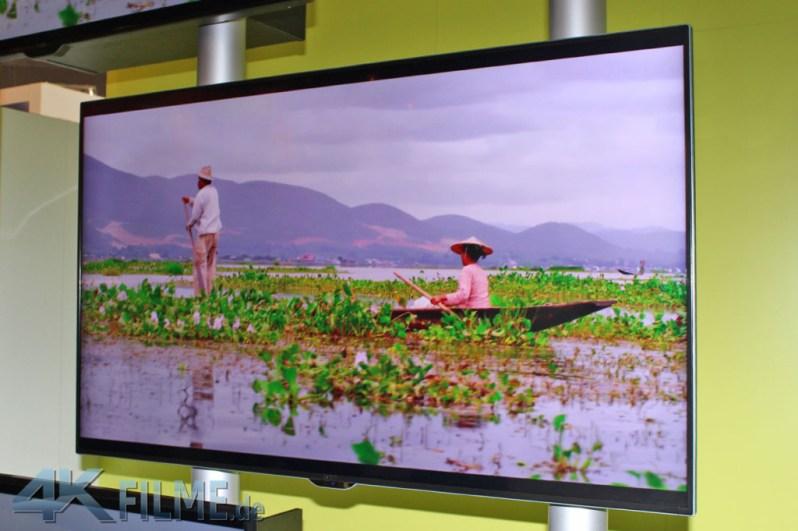 Seiki 4K TV neues Design