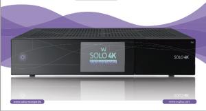 Ultra HD Sat-Receiver für den Empfang