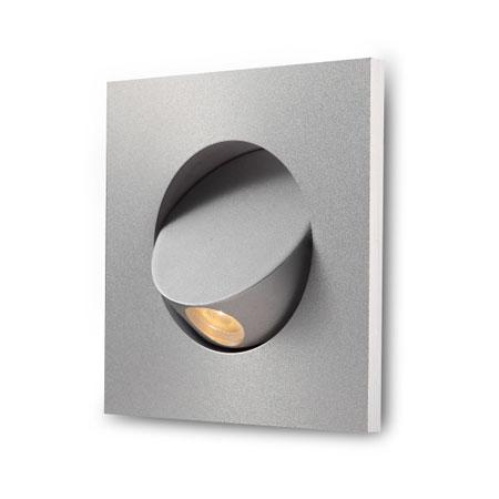 Elegante recessed LED reading light