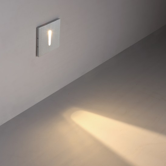 LSL013 recessed interior wall light
