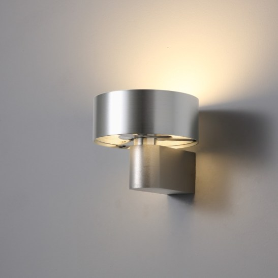 LWA297-SL 6 Watt LED wall light