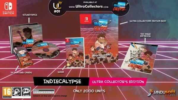 Indiecalypse Ultra Collectors - NS
