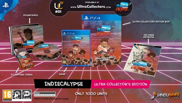 Indiecalypse - PS4 - Ultra Collectors Edition