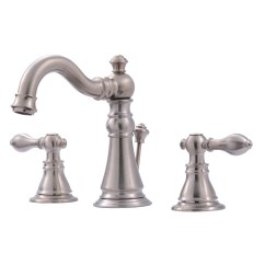 Widespread Kitchen Faucet Cobalt Blue Accessories Signature Collection Lavatory  Ultra