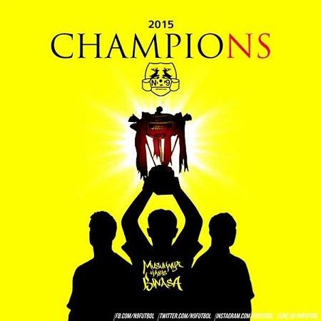 Alkisah Piala Emas Raja-Raja - Buapak Bola Sepak Beradat