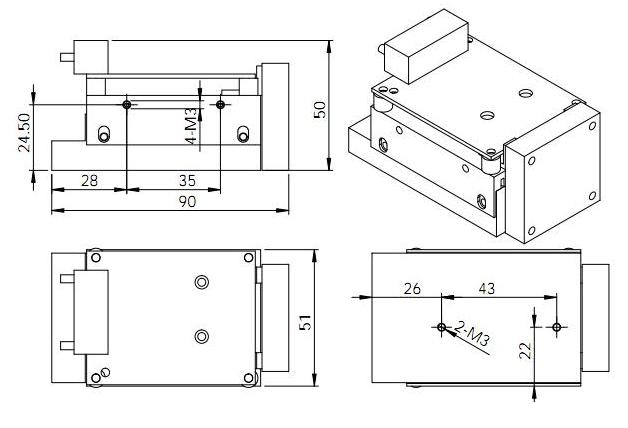 Laser Power Supply with Modulation (PSU-10A)