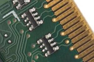PCB ENIG Hard Gold