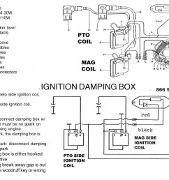 rotax bosch points ignition wiring diagram for rotax 377 rotax 447 rotax 503 engines [ 1143 x 801 Pixel ]