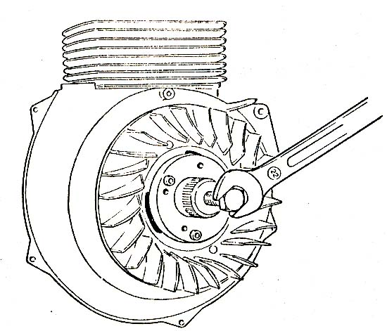 Rotax 277, 277 Rotax engine manual disassembly instructions.