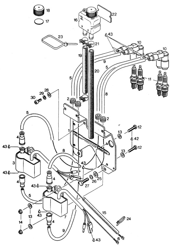 Rotax 503 Parts Diagram, Rotax, Free Engine Image For User