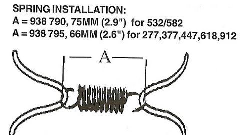 Rotax 532, 582 exhaust, radiators, thermostats