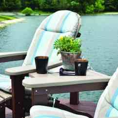 Tete A Chair Outdoor Best Racing Comfo Back Adirondack Ultra Modern
