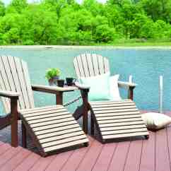 Tete A Chair Outdoor The Best Gaming 2018 Comfo Back Adirondack Ultra Modern