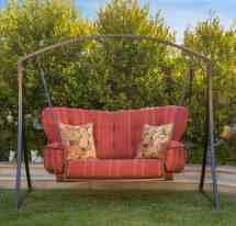 Monterra Cuddle Swing Frame - Ultra Modern Pool & Patio