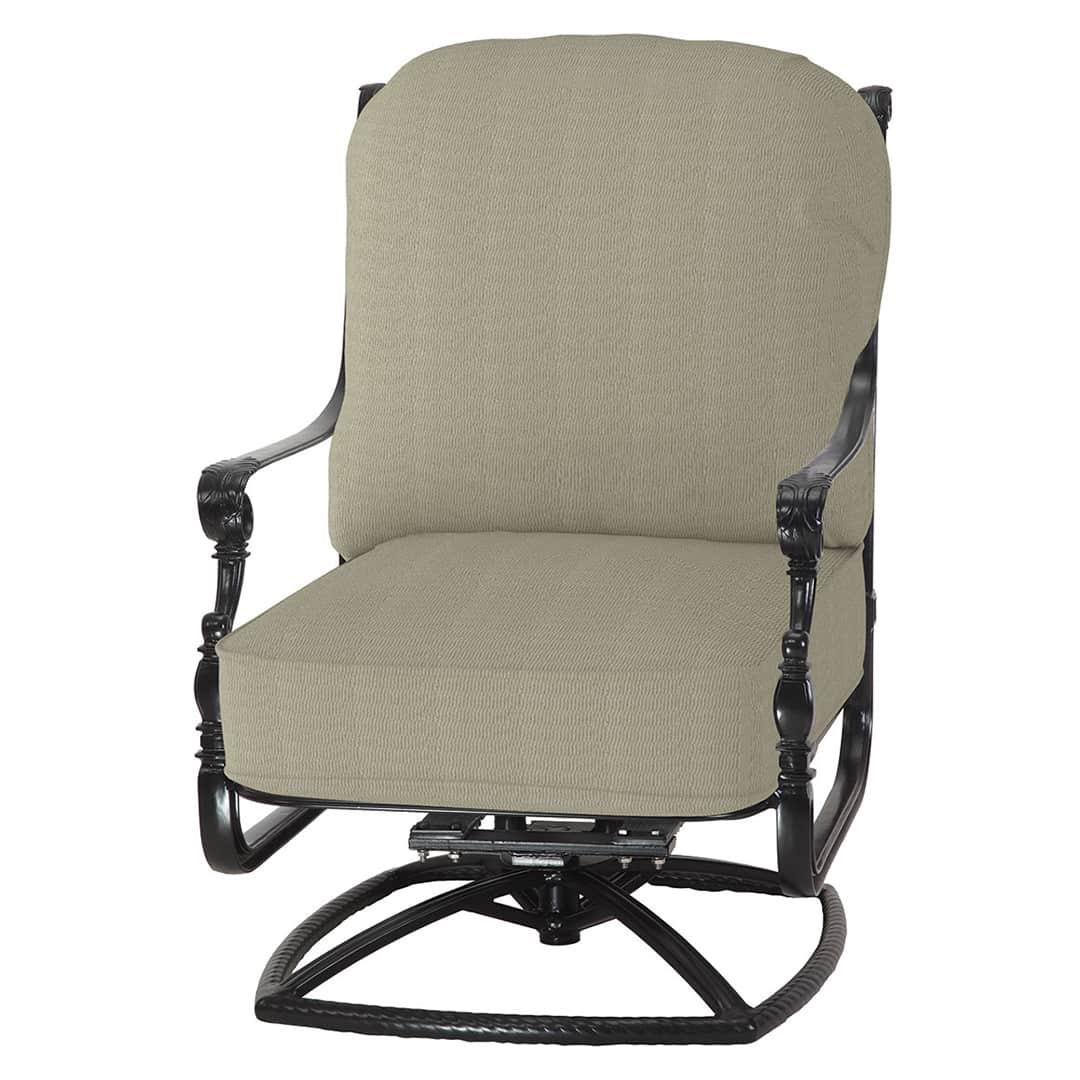 pool chair cushions office pillow back support grand terrace cushion high swivel rocker lounge