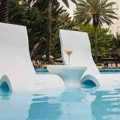 Beach Sling Chair Theater Chairs For Home Ledge Lounger High Back - Ultra Modern Pool & Patio