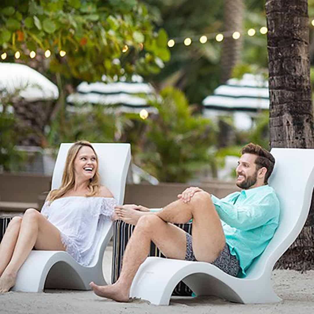 beach sling chair desk dorm ledge lounger high back - ultra modern pool & patio