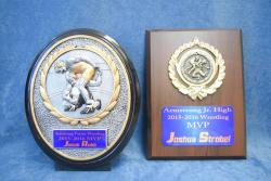specialty resin plaques