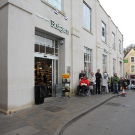 Richardson's Budgens of Bradford-on-Avon goes live
