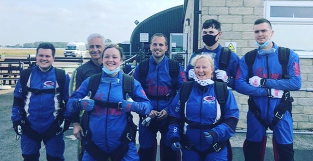 Ultra's Skydive Challenge