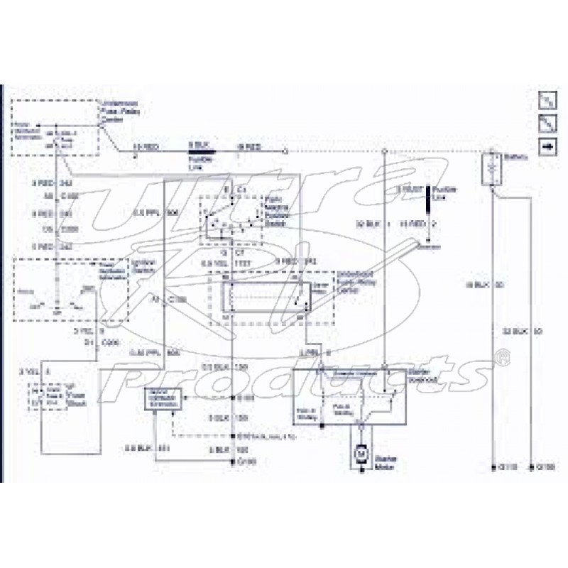 winnebago chassis wiring diagram ignition wiring schematic
