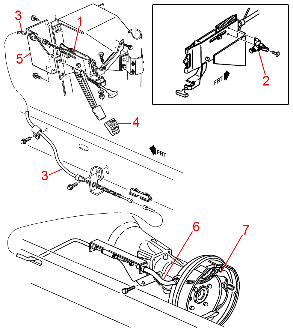 1996-2000 P32 Chassis Parts Index > MANUAL APPLY COMPONENTS