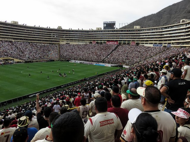 Universitario Lima 1
