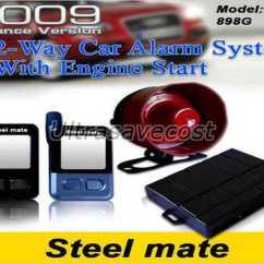 Steelmate Car Alarm Wiring Diagram 2000 Dodge Neon Starter 838g 29 Images