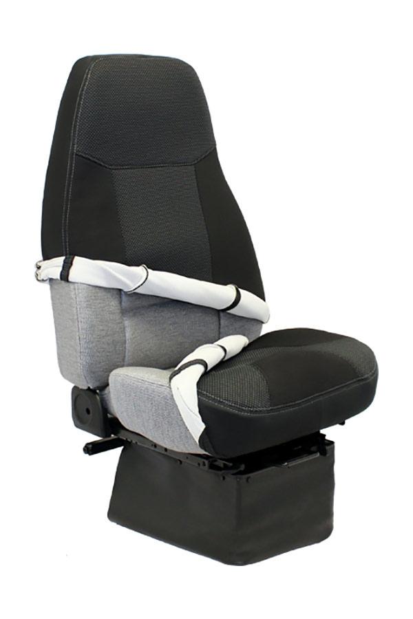 Premium SemiTruck Seat Cover Kits