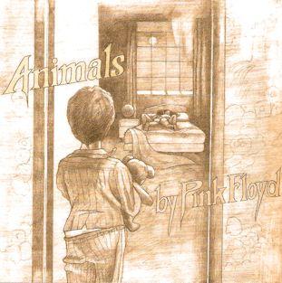 PINK FLOYD - Animals (portada rechazada 1)