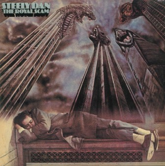 Steely Dan - The Royal Scam (portada 1)