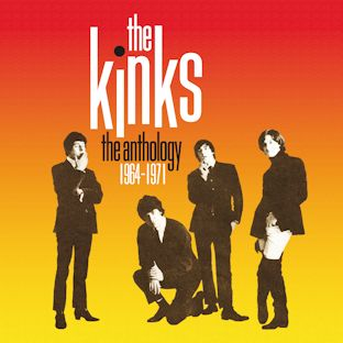 THE KINKS - The Anthology 1964-1971