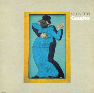 Steely Dan - Gaucho (Japan) - Front