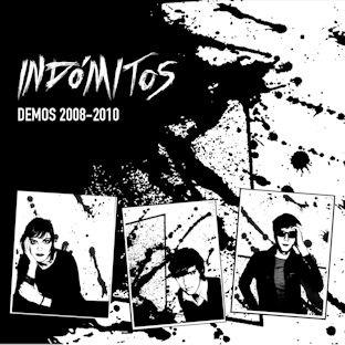 Indómitos - Demos 2208-2010