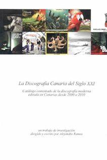 La discografía Canaria del siglo XXI 1