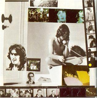 356 THE BEATLES - WHITE ALBUM 5 (POSTER ORIGINAL)