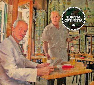 EL TURISTA OPTIMISTA (foto Armand Llàcer)