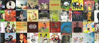 Discos editados por Island
