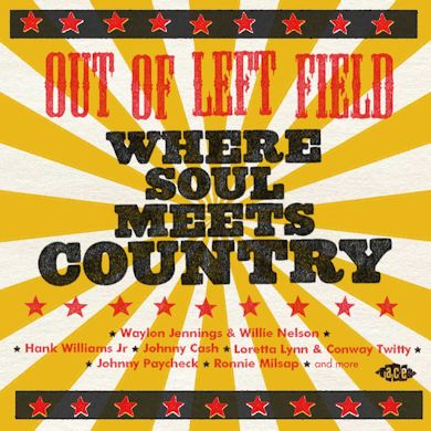 Out of Left Field, Where Soul Meets Country
