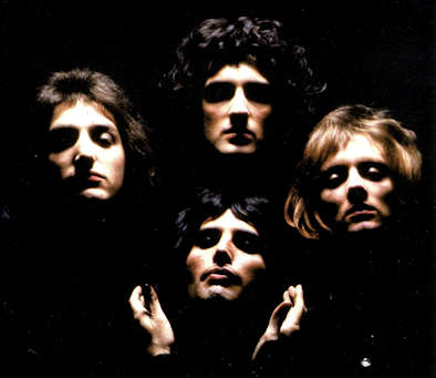 Bohemian Rhapsody vídeo (1)