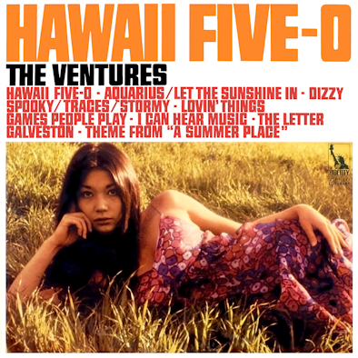11 The Ventures - Hawaii Five-0