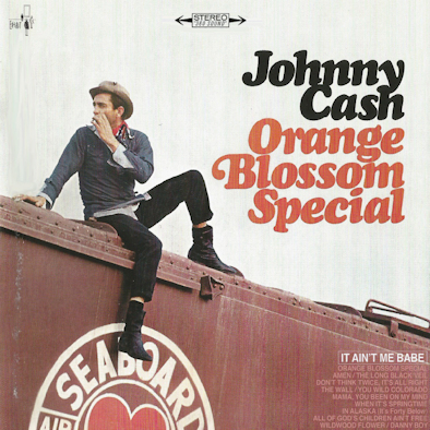 2 Johnny Cash - Orange Blossom Special