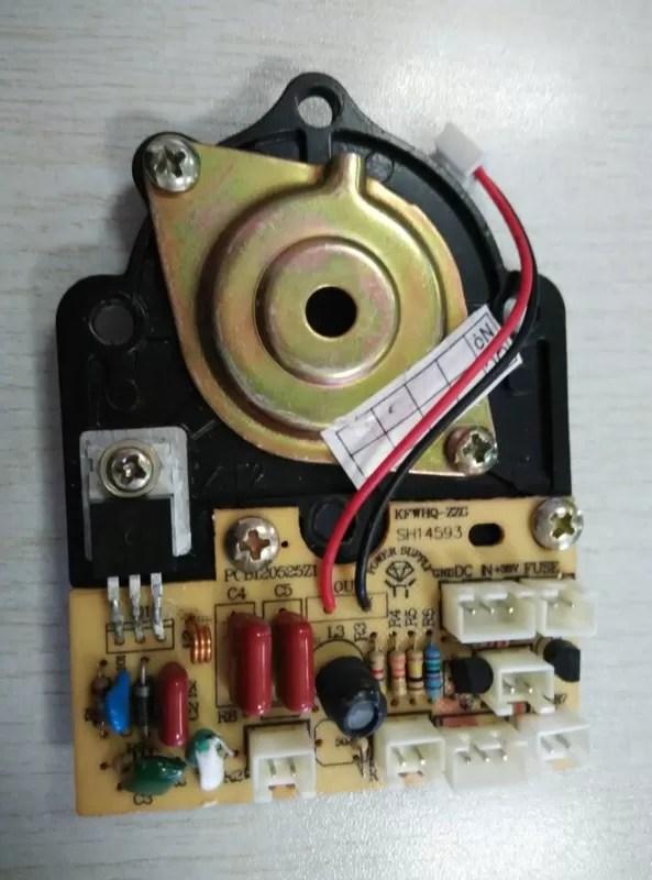 Ultrasonic Generator Circuit