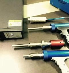 20 40khz ultrasonic spot welder toy ultrasonic plastic welding equipment [ 1066 x 800 Pixel ]