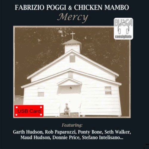fabrizio poggi e chicken mambo - mercy