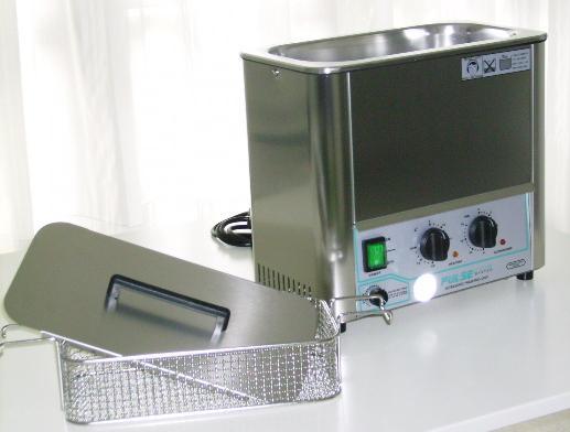 foto macchine  Lavatrici ad ultrasuoni digitali e detergenti di pulizia