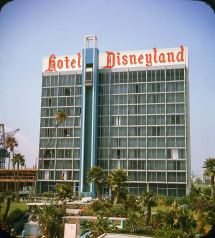 Disneyland Hotel Tower