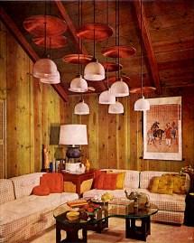 Vintage 1960s Home Decor Decorating